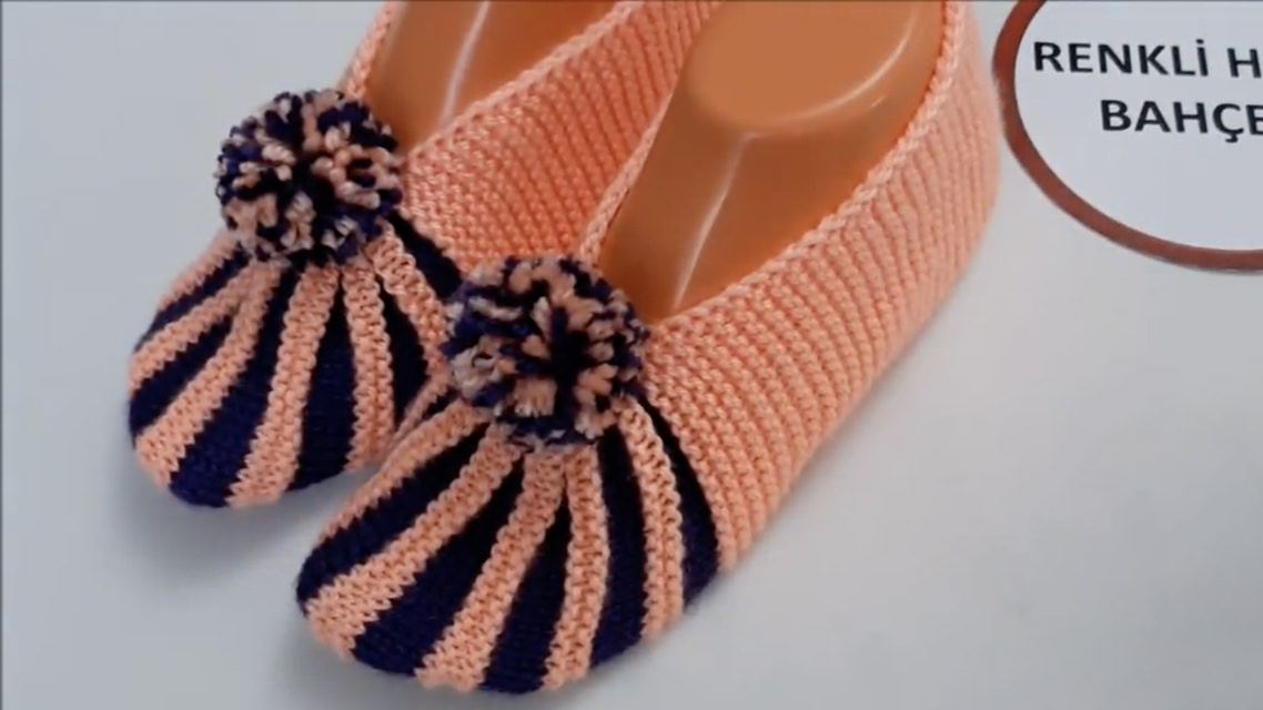 KNITTED BOOTIES YOU CAN EASILY MAKE